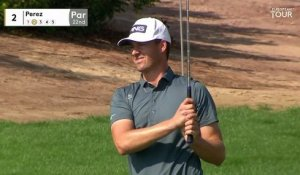 DP World Tour Championship (T1) : La réaction de Victor Perez