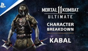 Mortal Kombat 11 Ultimate - Beginner's Guide How to play Kabal | PS Competition Center