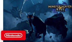 A New Look at Monster Hunter Rise – Nintendo Switch