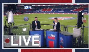 Replay : Paris Saint-Germain - Olympique Lyonnais, l'avant match au Parc des Princes