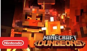Minecraft Dungeons: Holiday Trailer 2020 - Nintendo Switch
