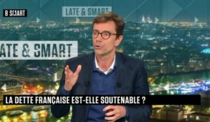 LATE & SMART - Emission du mardi 22 décembre