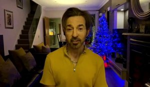 Limahl is not Tongue-tied or short of breath nor Too Shy, Shy to admit he loves The Andrew Eborn Show