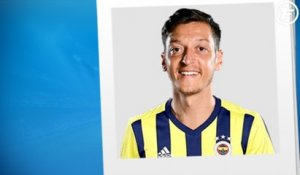 OFFICIEL : Mesut Özil s'engage avec le club de Fenerbahçe