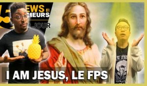 I AM JESUS CHRIST : ON REGARDE LE NOUVEAU GAMEPLAY DU JEU EN FPS