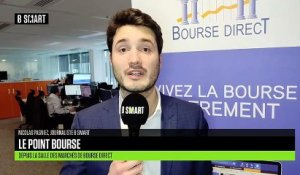 POINT BOURSE - Emission du mardi 12 janvier