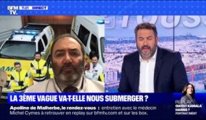 La 3ème vague va-t-elle nous submerger ? - 21/01