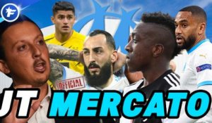 Journal du Mercato : l'OM lance son sprint final, l'AS Monaco s'active enfin
