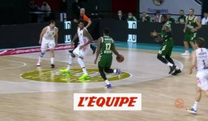Les temps forts de Real Madrid - Panathonaïkos - Basket - Euroligue (H)