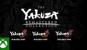 The Yakuza Remastered Collection | Launch Trailer