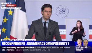 "Vacances: Gabriel Attal appelle à ""une vigilance accrue"" en limitant les contacts"