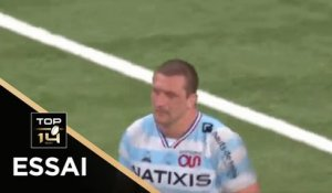 TOP 14 - Essai de Dominic BIRD (R92) - Racing 92 - La Rochelle  - J14 - Saison 2020/2021