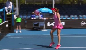 Highlights | Alizé Cornet - Ann Li