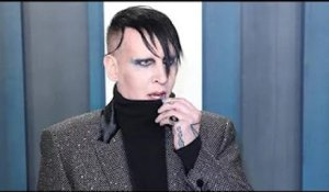 Une actrice de « Game of Thrones » accuse Marilyn Manson de sévices