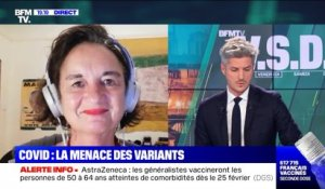 Covid: La menace des variants - 12/02