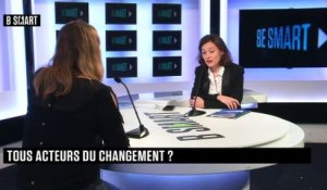 BE SMART - L'interview de Elsa Grangier (Ashoka France) par Aurélie Planeix