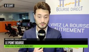 POINT BOURSE - Emission du lundi 22 février