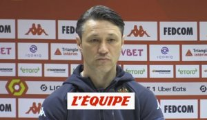 Kovac : « On n'a pas de pression » - Foot - L1 - Monaco