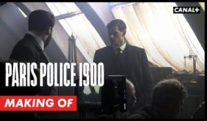 PARIS POLICE 1900 : Making-of - Quelques chiffres