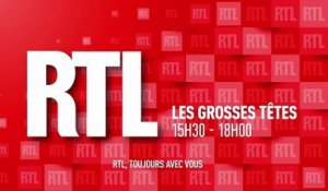 Le journal RTL de 16 h