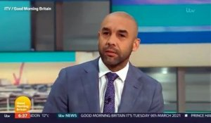 Chris Rickett - Piers Morgan just walked off the Good Morning Britain set  after co-presenter Alex Beresford defended Harry and Meghan and condemned Piers' treatment of them in yesterday's programming