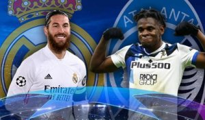 Real Madrid - Atalanta : les compositions officielles