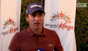 Magical Kenya Open (T1) : La réaction de Benjamin Hébert