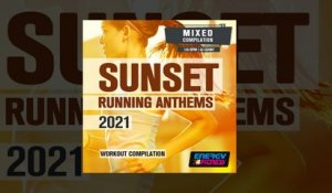 E4F - Sunset Running Anthems 2021 Workout Compilation - Fitness & Music 2021