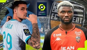 OM- Lorient : les compositions officielles