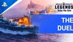 World of Warships: Legends – The Duel | PS5