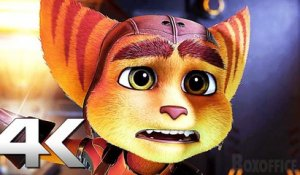 RATCHET & CLANK RIFT APART Trailer VF 4K