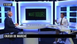 SMART BOURSE - L'invité de la mi-journée : Didier Saint Georges (Carmignac)