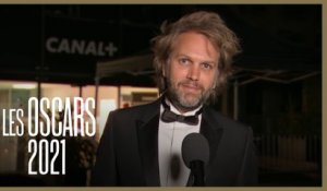Interview de Florian Zeller pour The Father - Oscars 2021