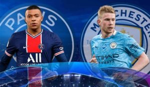 PSG - Manchester City : les compositions probables