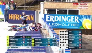 Mass-start femmes de Nove Mesto - Biathlon - Replay