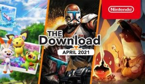 The Download - April 2021 - New Pokémon Snap, Cozy Grove, STAR WARS Republic Commando, & More!