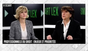 SMART LEX - L'interview de Martine Zervudacki (DS Avocats 1) par Florence Duprat