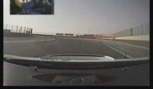 AUDI CR8 CREVENTIC ON BOARD CAMERA 24H SERIES DUBAI