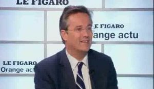 Nicolas Dupont-Aignan invité du Talk Orange/Figaro