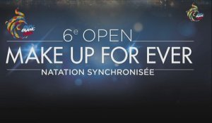 Live : OPEN MAKE-UP FOR EVER 2016