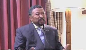 INTERVIEW - Jean PING - Gabon