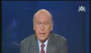 Quand Giscard draguait Lady Di