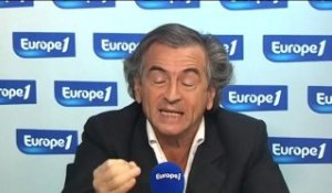 "BHL : ""je me marre"""