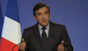 Fillon appelle à la mobilisation
