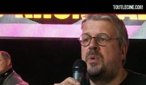 L'illusionniste Interview de Sylvain Chomet