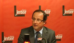 François Hollande - France Inter