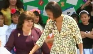 "Mme Obama aux jeunes Mexicains : ""Yes we can"""