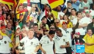 World Cup:  Boateng, Ozil, the roots of Germany's flair