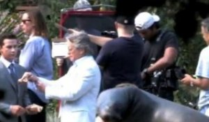 SNTV - Michael Douglas en traitement