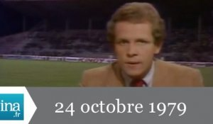 20 Antenne 2 du 24 octobre 1979 - Archive INA